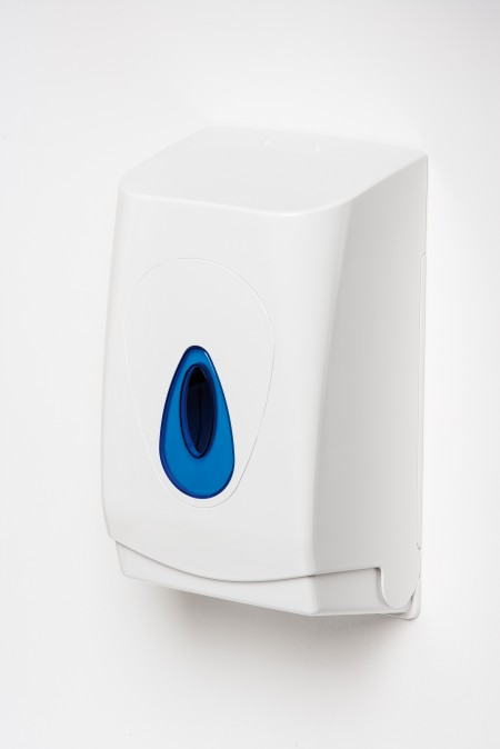 Bulk Pack toilet paper dispenser 2