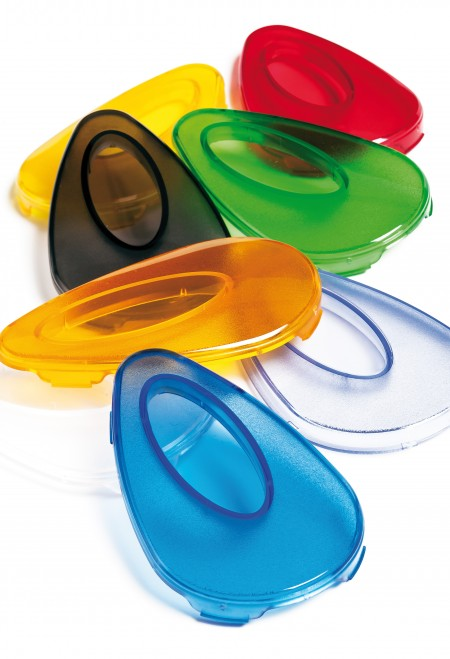 Brightwell Dispensers\\\\\\\' Modular coloured windows