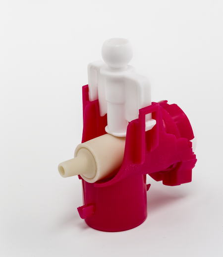MultiFlex soap dispenser institutional pump