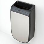Mercury wall mounted waste bin