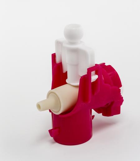 MultiFlex soap dispenser institutional pump