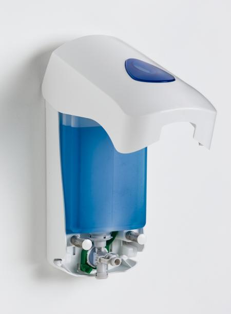 Distributeur de savon MultiFlex avec boîtier Modular