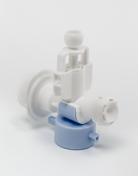 MultiFlex soap dispenser spray pump